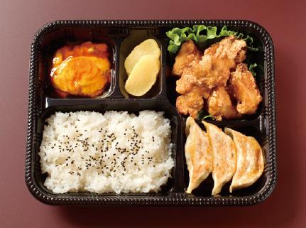 鶏の唐揚弁当